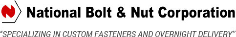 National Bolt & Nut Corporation | Specializing in Custom Fasteners and Overnight Delivery
