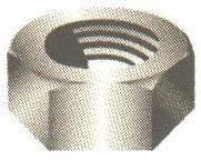 Plow Bolt Hex Nuts