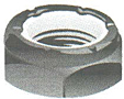 N.T.E. Series Nylon Insert Lock Nuts