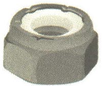 N.U. Series Nylon Insert Lock Nuts