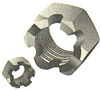 Heavy Hex Slotted Nuts